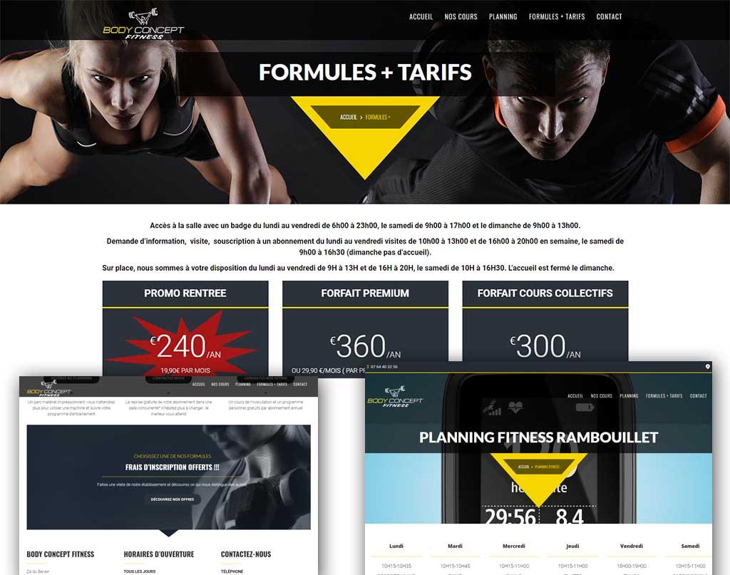 Body Concept Fitness Rambouillet
