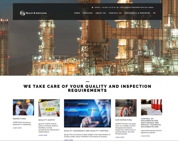quality and inspections